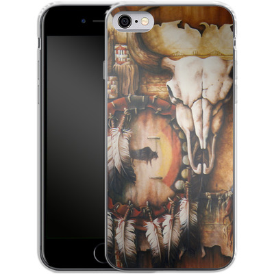 Apple iPhone 6s Silikon Handyhuelle - Teri Rosario - Echo of the Buffalo von TATE and CO