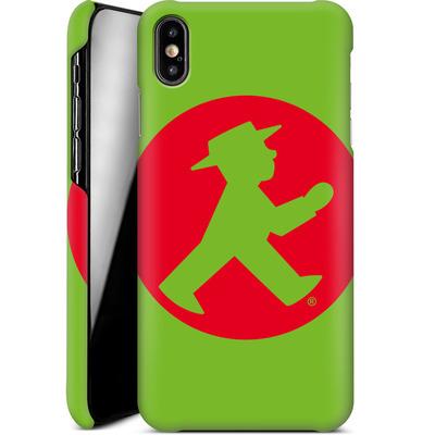 Apple iPhone XS Max Smartphone Huelle - GO von AMPELMANN