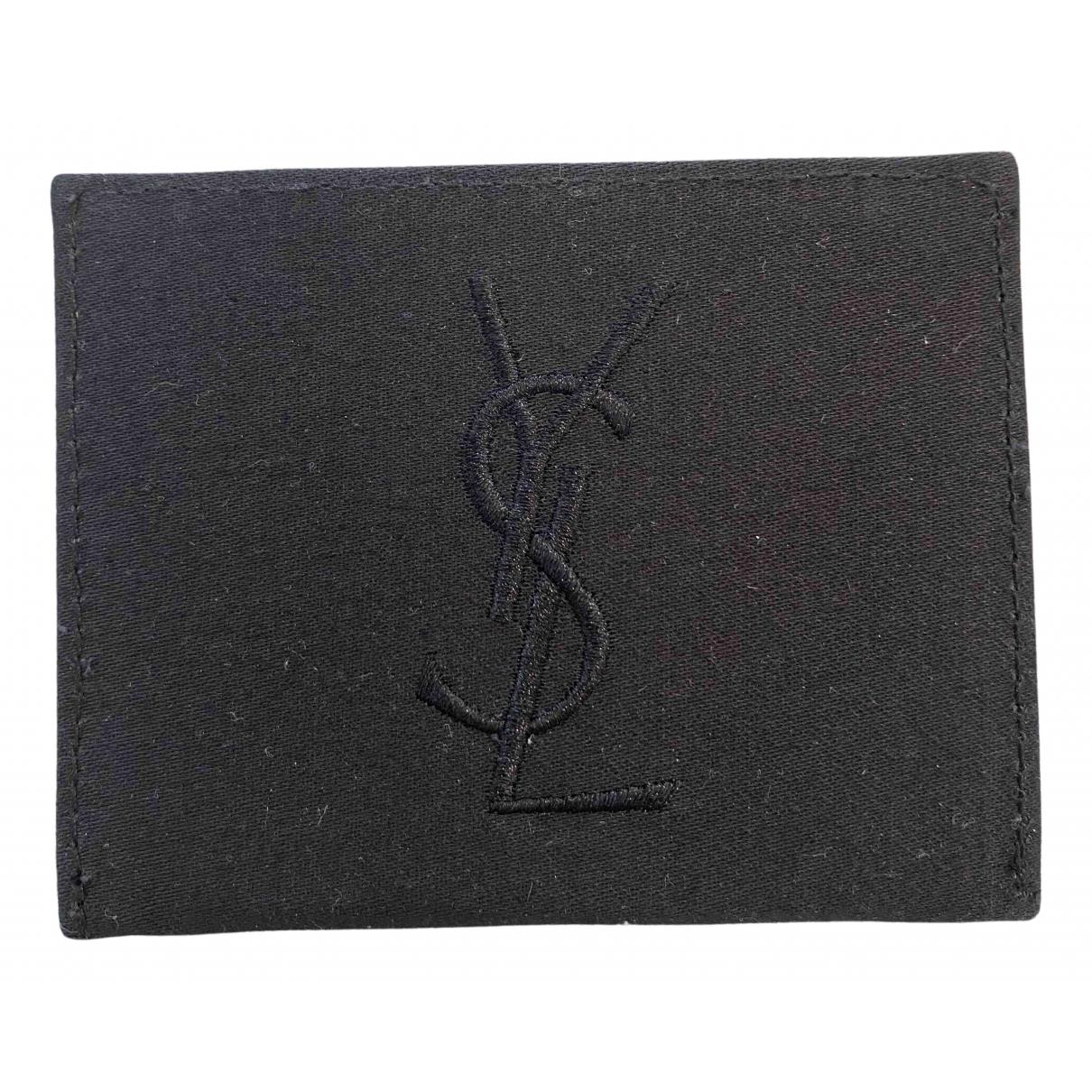 Yves Saint Laurent - Objets & Deco   pour lifestyle en toile - noir