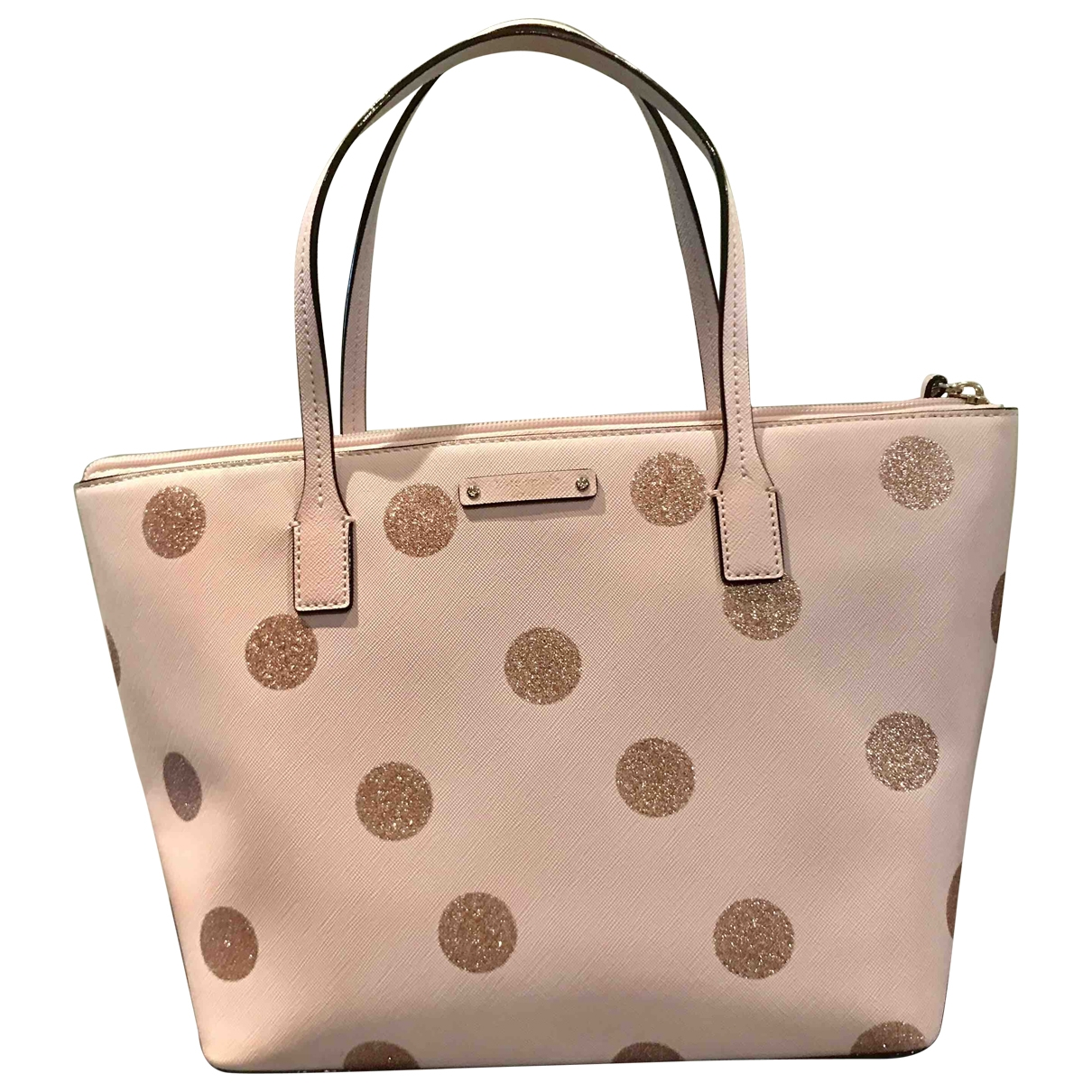 Kate Spade \N Pink Leather handbag for Women \N