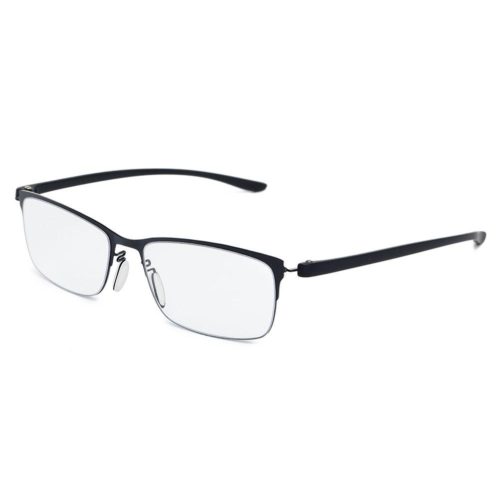 Unisex Progressive Multifocal Multi-function Intelligent Automatic Zoom Anti-blue Reading Glasses