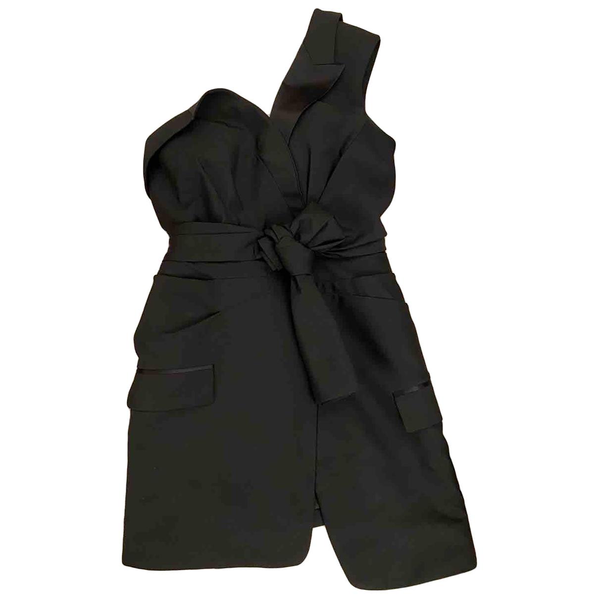 Mini vestido de Lana Alexander Wang