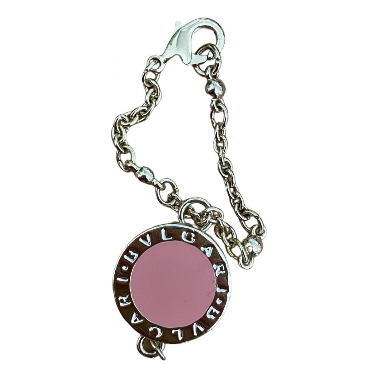 Bvlgari \N Pink Metal pendant for Women \N