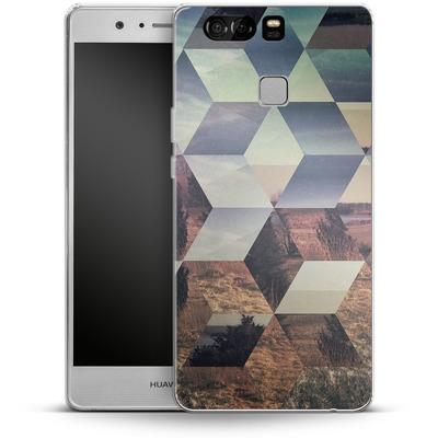 Huawei P9 Silikon Handyhuelle - Syylvya Rrkk von Spires