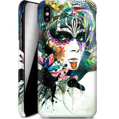 Apple iPhone XS Max Smartphone Huelle - Blossom Desire von Minjae Lee