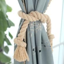 Quaste Vorhang Krawatte 2pcs