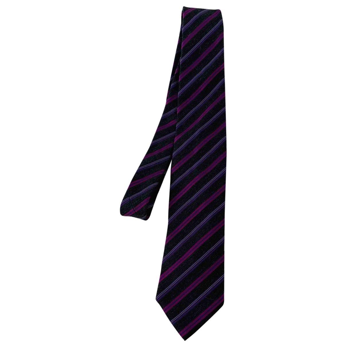 Boss - Cravates   pour homme en soie - multicolore