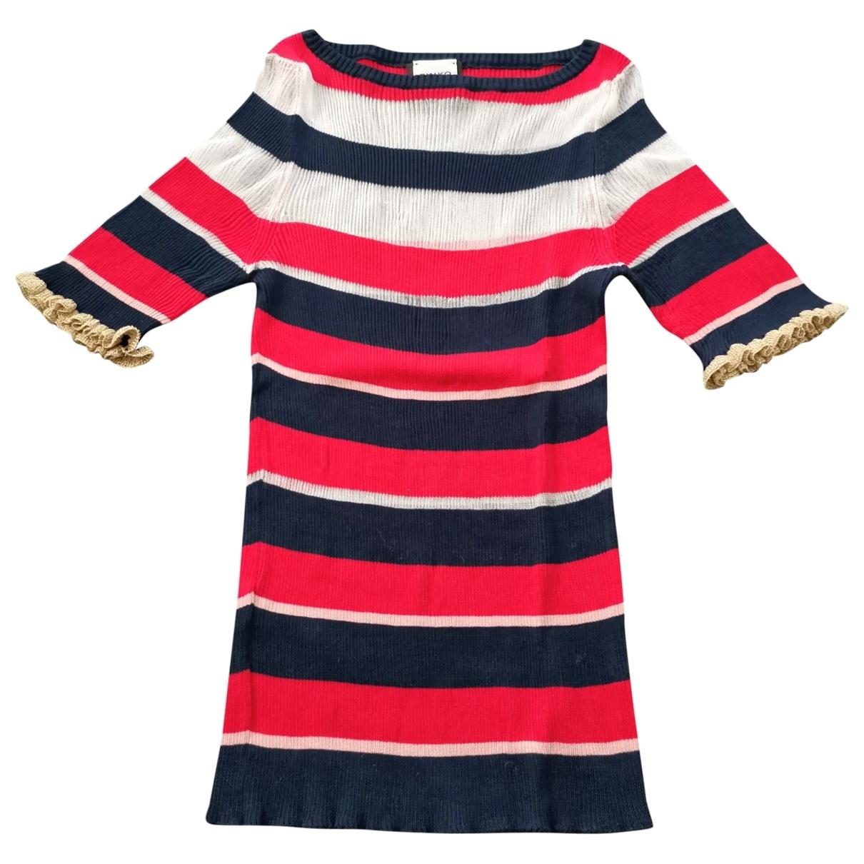 Pinko - Top   pour femme en coton - multicolore