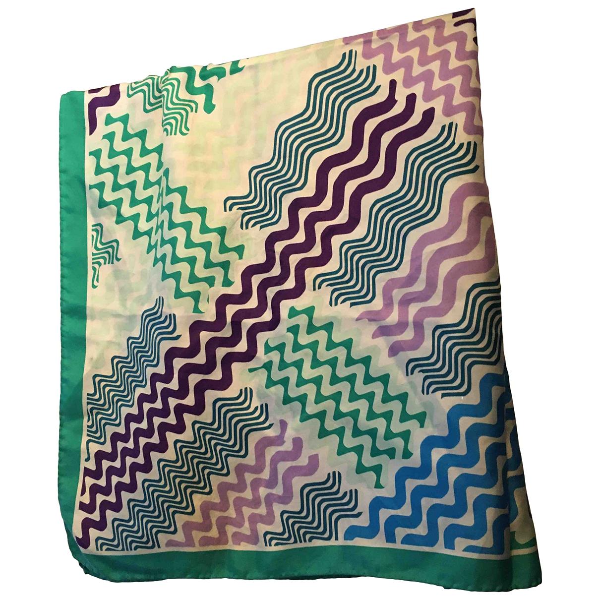 Missoni - Carre   pour femme en soie - multicolore