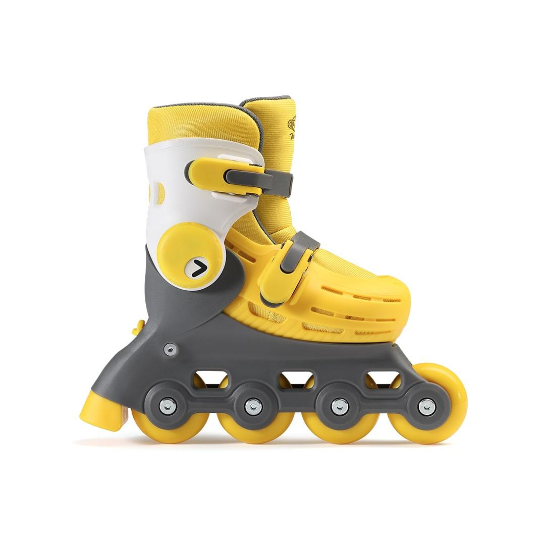 700Kids Unisex Kids Skates Shoes 5 Modes Adjustable Flashing Skates From Xiaomi Youpin