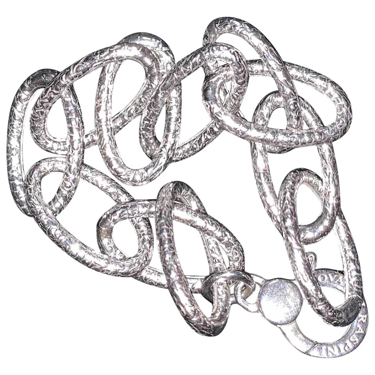 Giovanni Raspini - Bracelet   pour femme en argent - gris