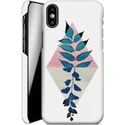 Apple iPhone XS Smartphone Huelle - Geometry and Nature 1 von Mareike Bohmer