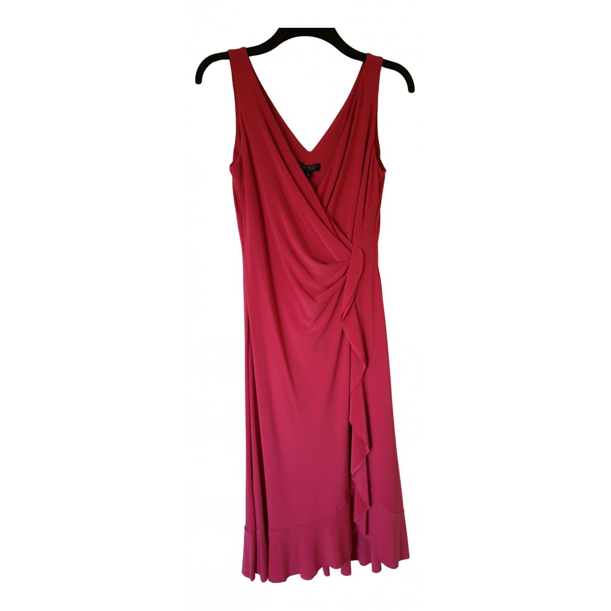 Lauren Ralph Lauren - Robe   pour femme - rose