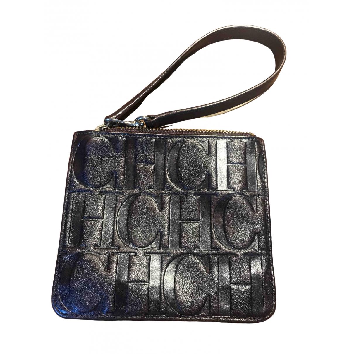 Carolina Herrera \N Brown Leather wallet for Women \N