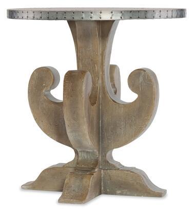 Boheme Collection 5750-80114-MTL Lambik Round End