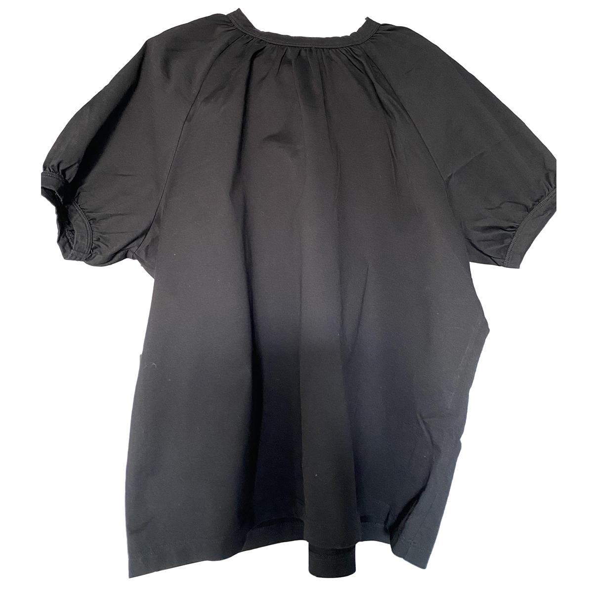 Diesel Black Gold - Top   pour femme en coton - noir
