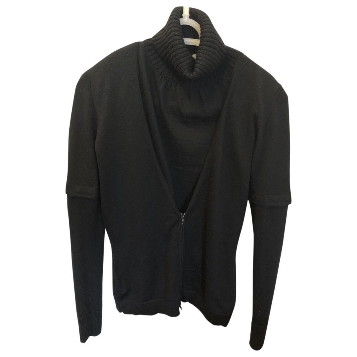 Atsuro Tayama \N Black Wool Knitwear for Women 36 FR