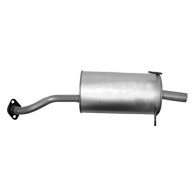 Exhaust Muffler Honda CR-V Rear 2007-2011 2.4L 4-Cyl