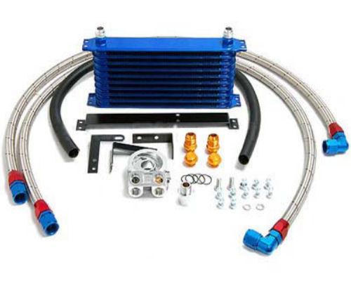 GReddy M20x1.5 13 Row Oil Cooler Kit