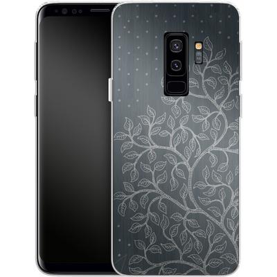 Samsung Galaxy S9 Plus Silikon Handyhuelle - Tree von Daniel Martin Diaz
