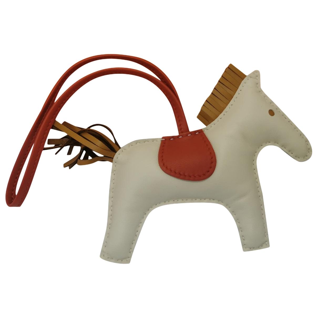 Accesorio para el bolso Rodeo de Cuero Hermes