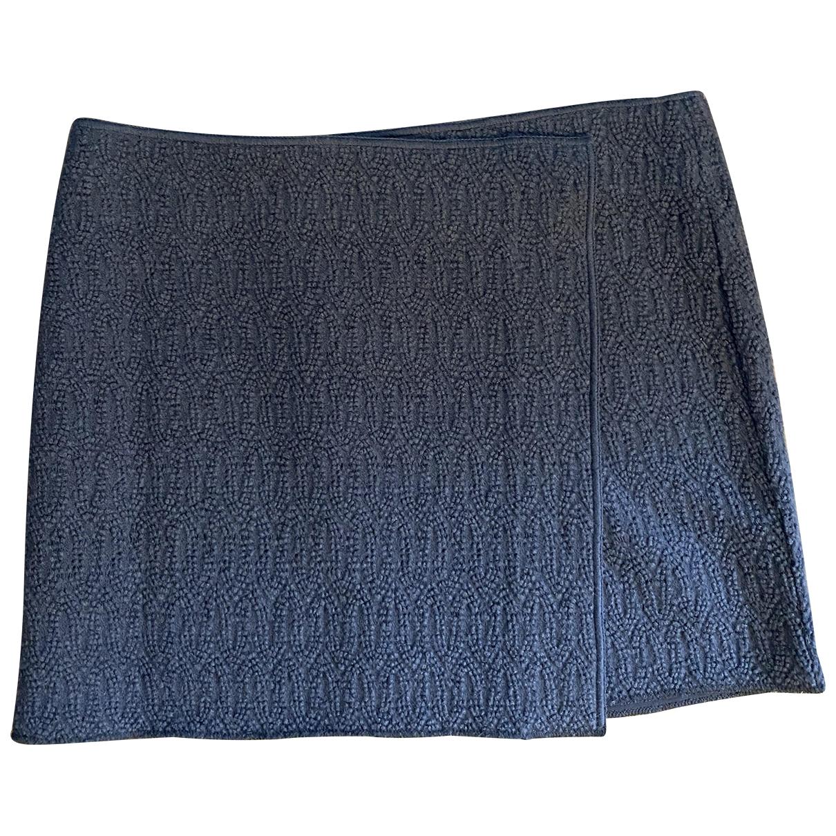 Mini falda de Lana Missoni