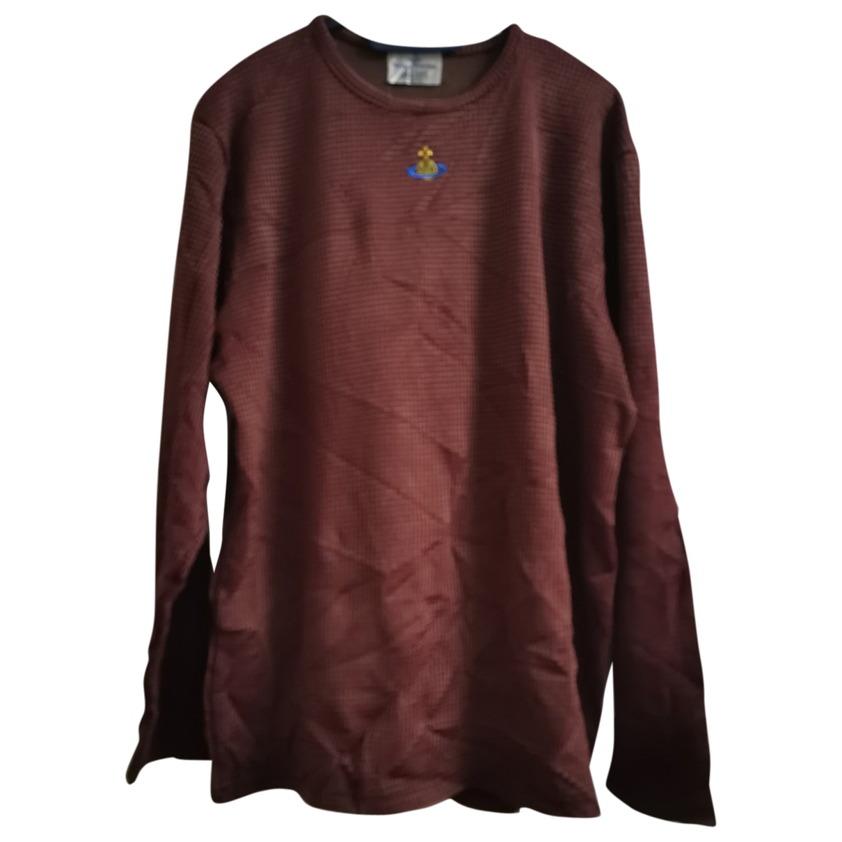 Vivienne Westwood - Tee shirts   pour homme - rouge