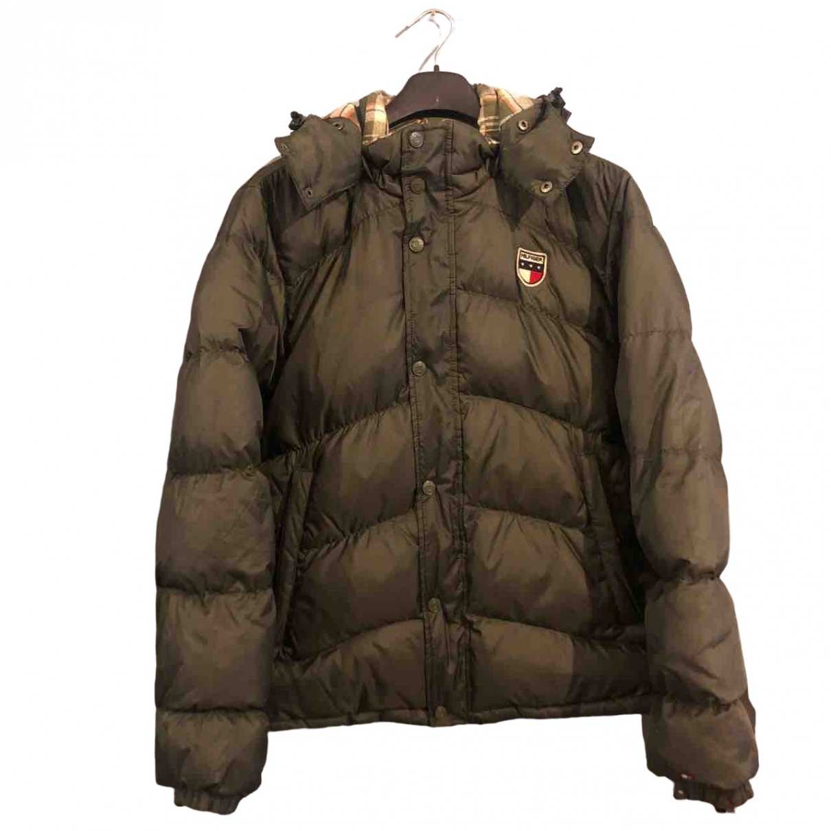 Tommy Hilfiger \N Green coat  for Men XL International