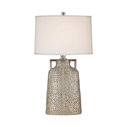 D2923 Naxos Table Lamp  In Charring Cream