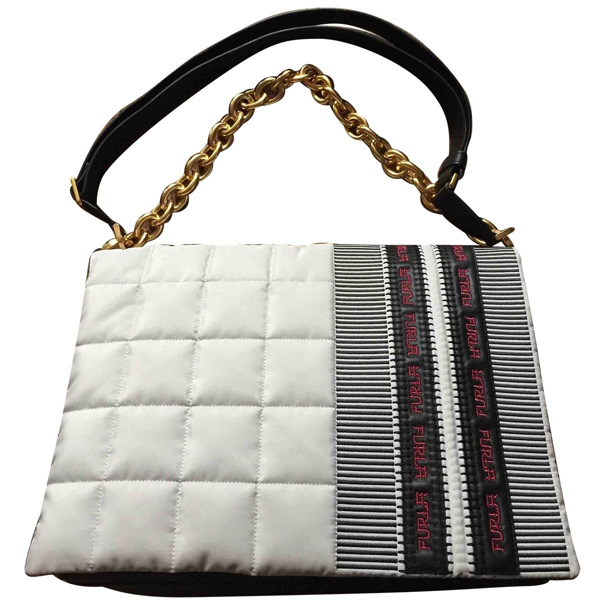 Furla \N Grey Leather handbag for Women \N