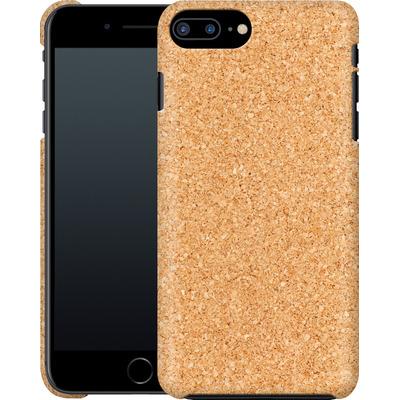 Apple iPhone 7 Plus Smartphone Huelle - Cork von caseable Designs