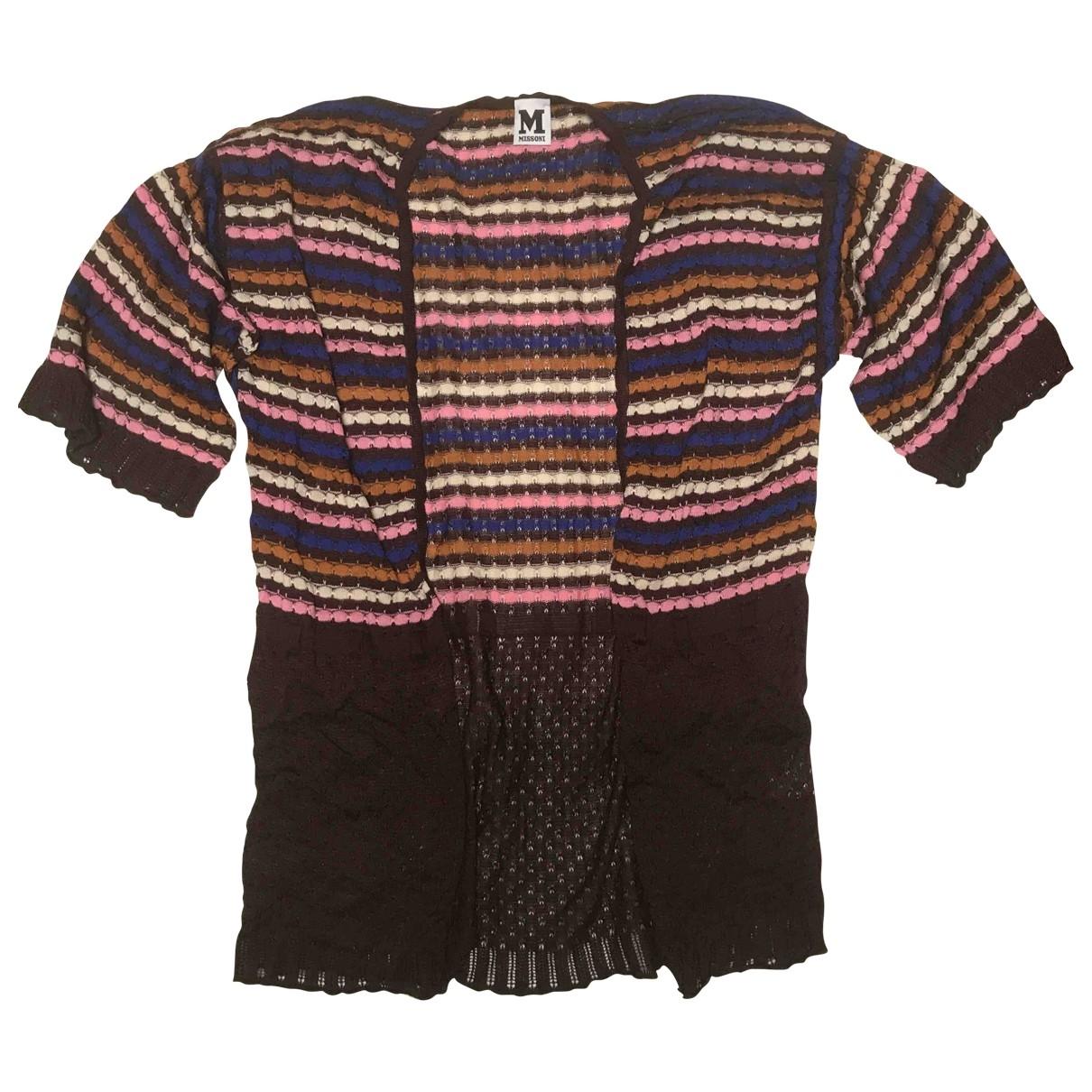 M Missoni \N Multicolour Cotton Knitwear for Women 32 FR