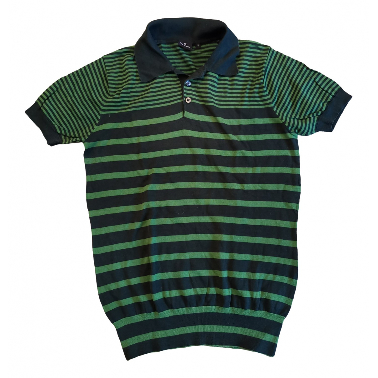 Paul Smith \N Poloshirts in  Gruen Baumwolle