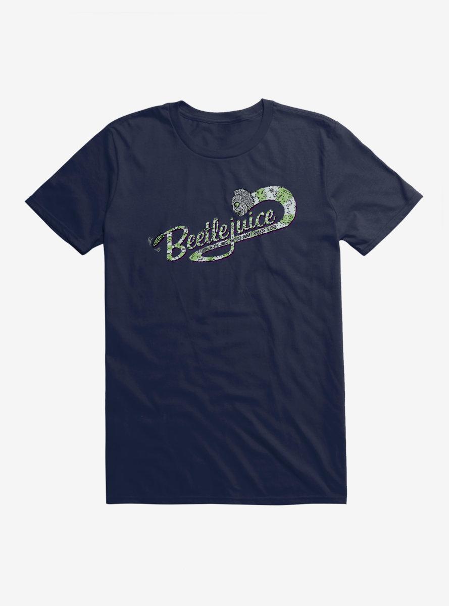 Beetlejuice Name T-Shirt
