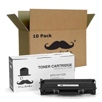 Compatible Dell 331-7335(HF442) Nouvelle Cartouche De Toner Noir - 10/paquet