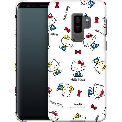 Samsung Galaxy S9 Plus Smartphone Huelle - Hello Kitty and Mimmy Pattern von Hello Kitty