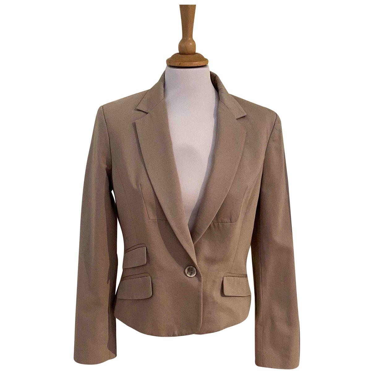 D&g - Veste   pour femme en coton - beige