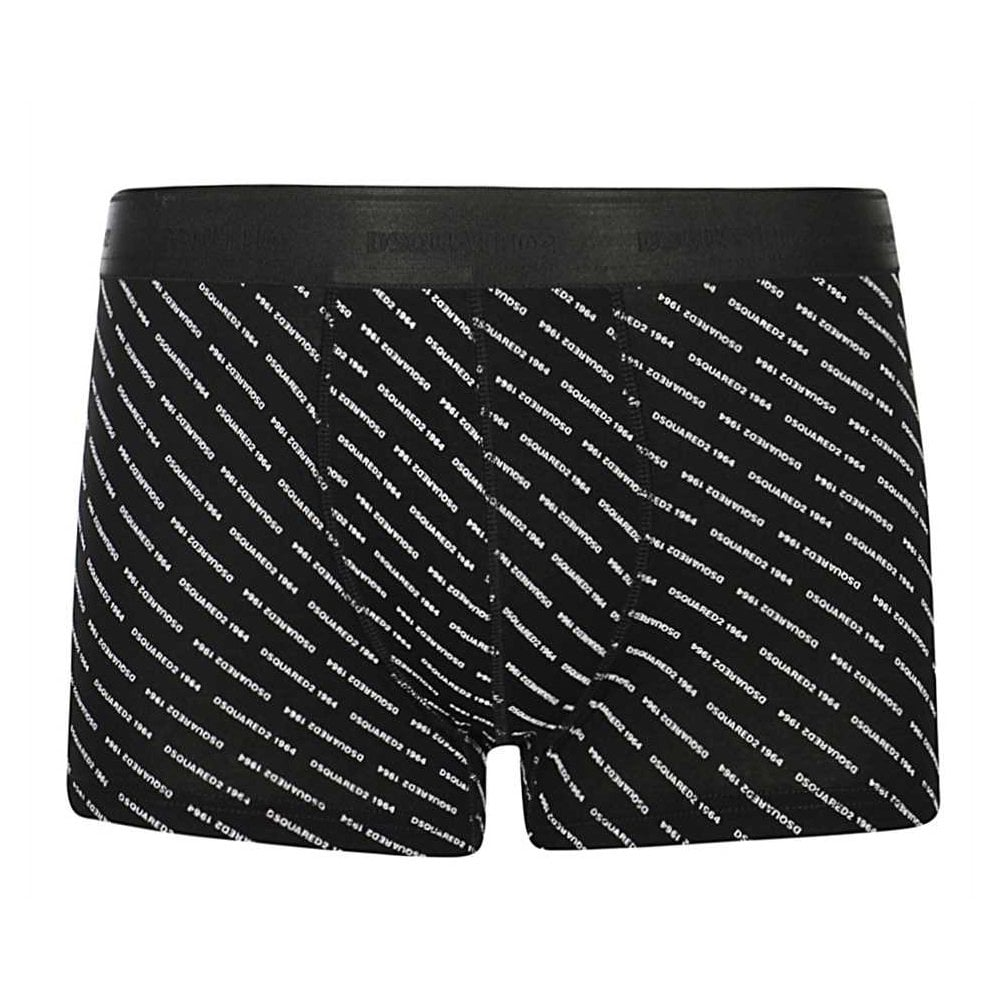 Dsquared2 Dsq2 1964 Underwear Colour: BLACK, Size: EXTRA LARGE