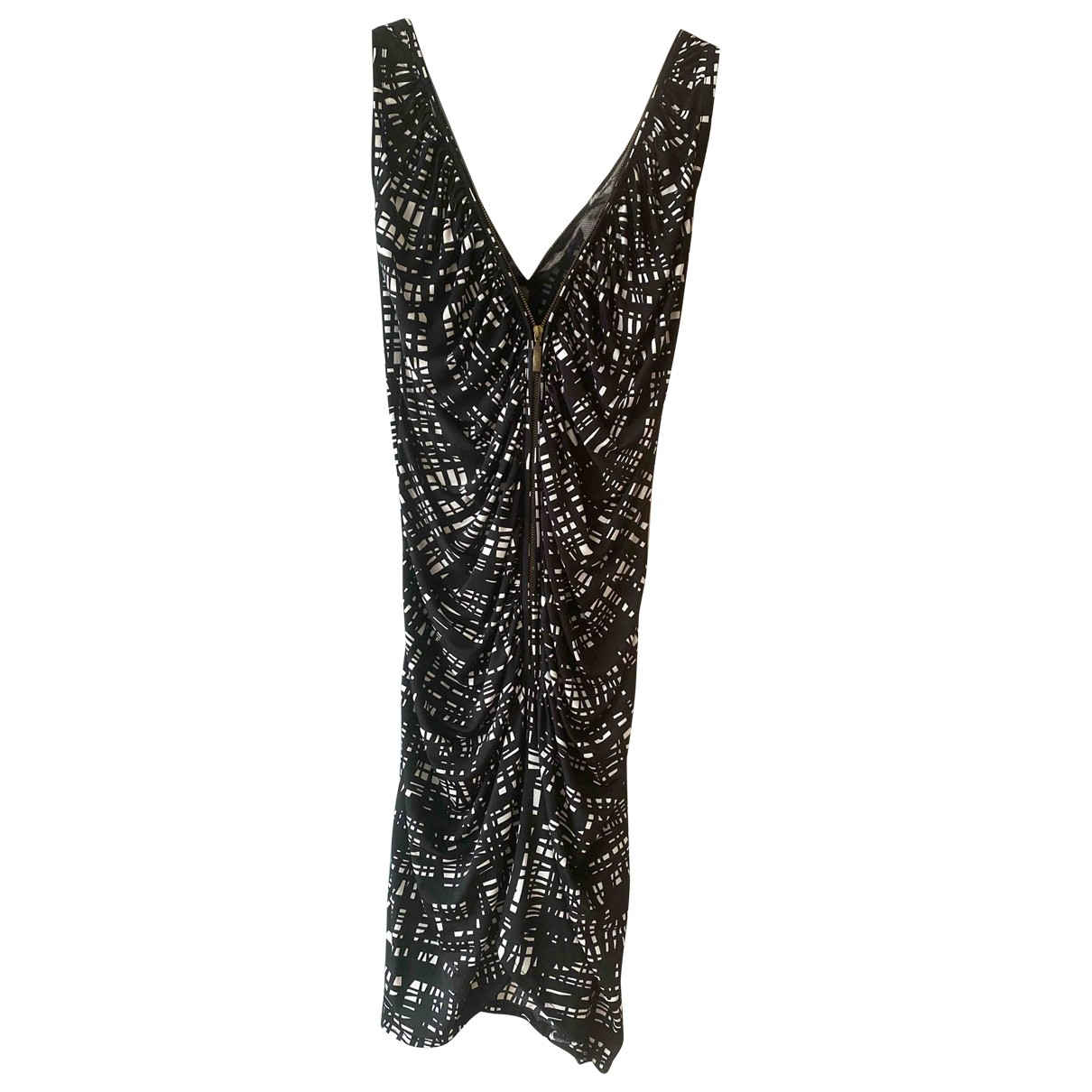 Non Signé / Unsigned \N Black dress for Women 34 FR
