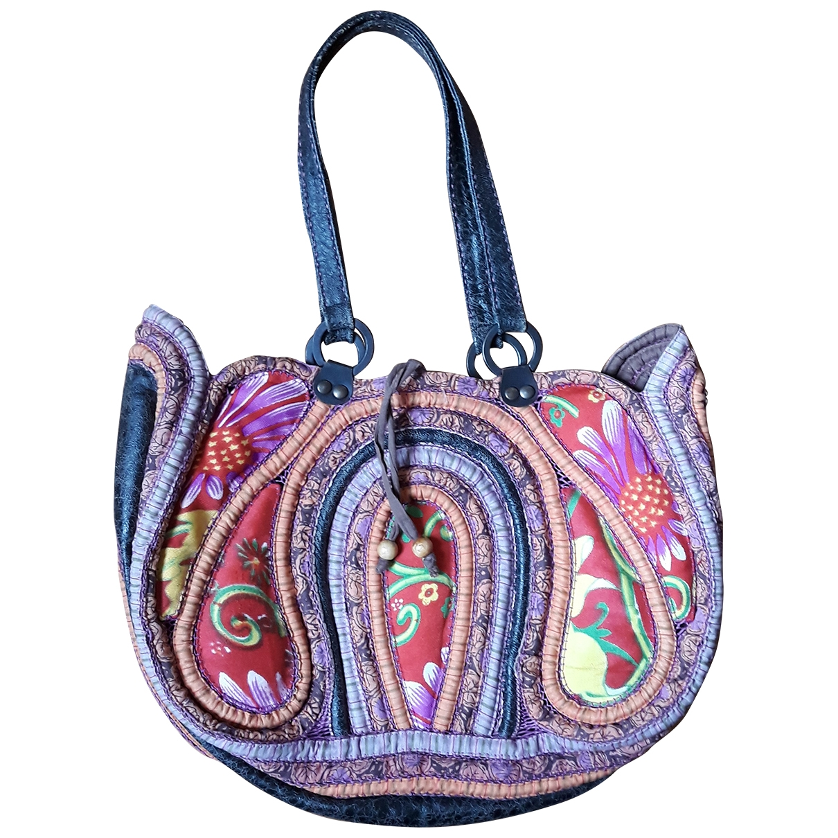 Jamin Puech \N Multicolour Cotton handbag for Women \N