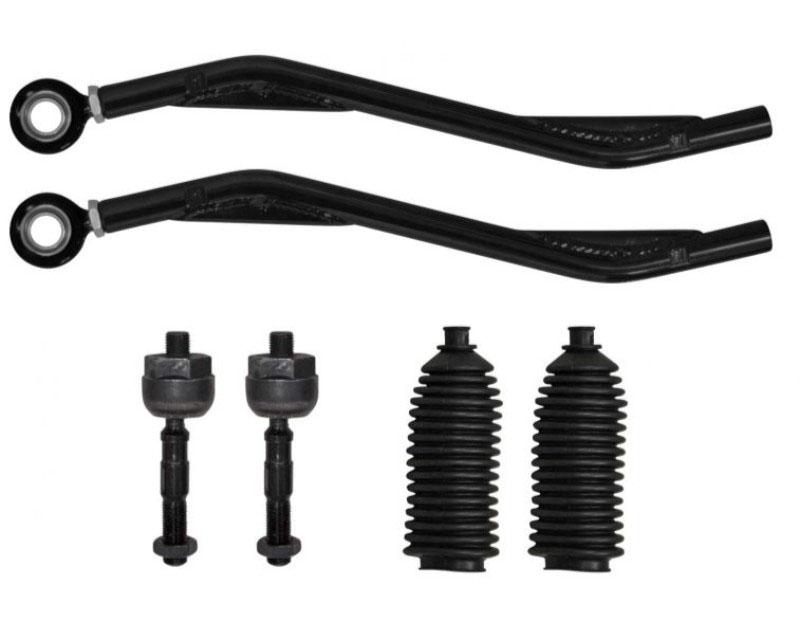 SuperATV TRRA-K-TRX4-Z6-14 Z-Bend Tie Rod Kit Kawasaki Teryx