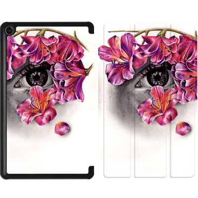 Amazon Fire 7 (2017) Tablet Smart Case - This Night Has Opened My Eyes von Kate Powell