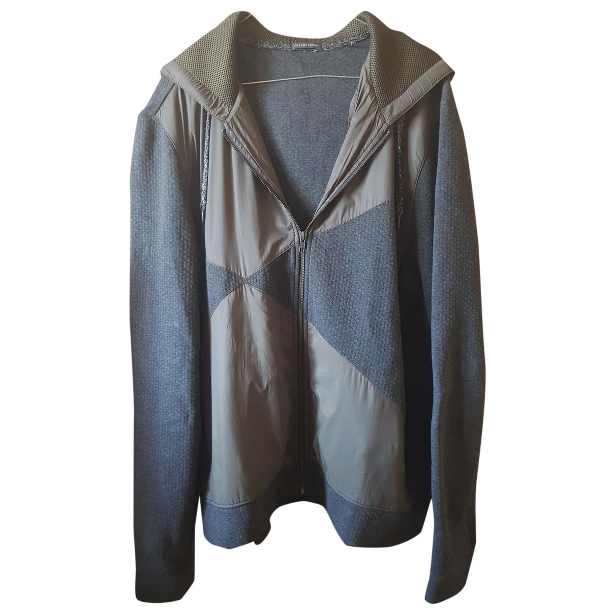 Ikks \N Pullover.Westen.Sweatshirts  in  Grau Wolle