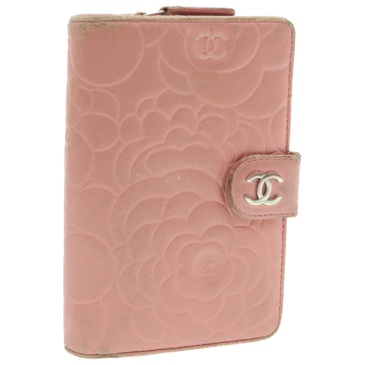 Chanel - Foulard   pour femme en autre - rose