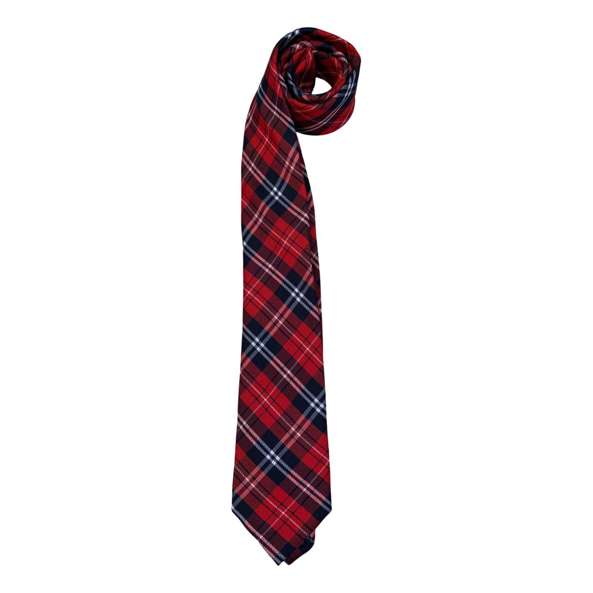 Krizia \N Krawatten in  Bunt Polyester