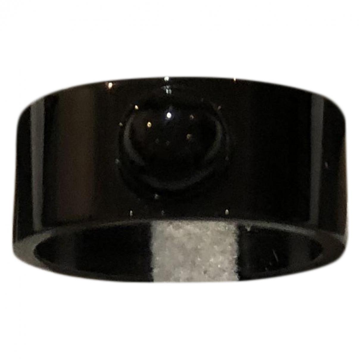 Lalique - Bague   pour femme en cristal - noir
