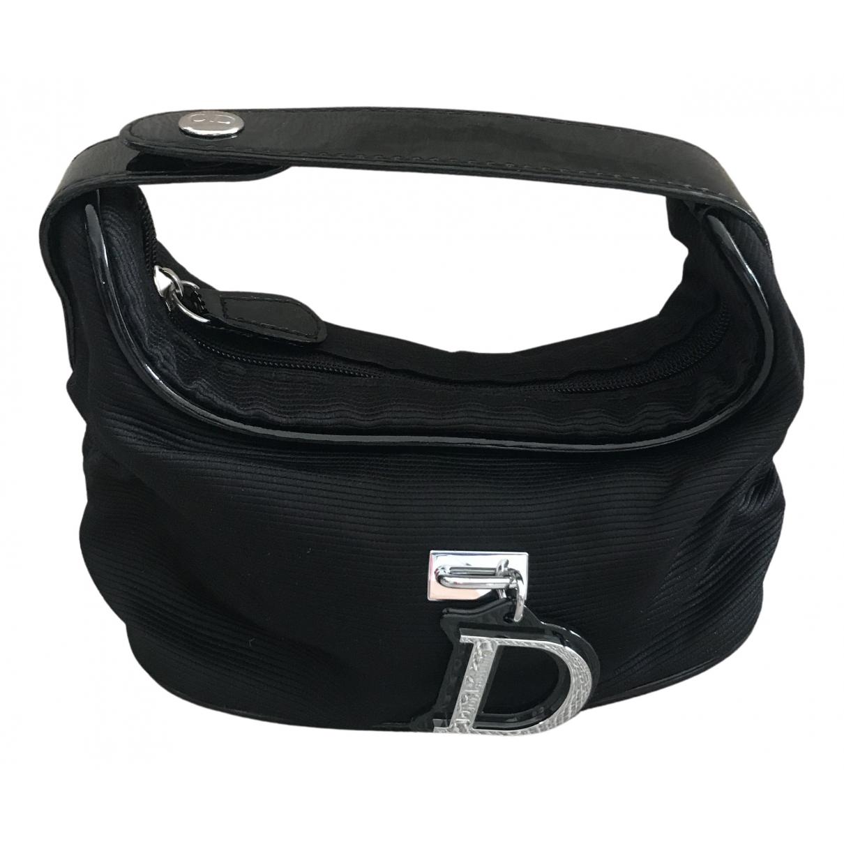Dior N Black Cloth Clutch bag for Women N