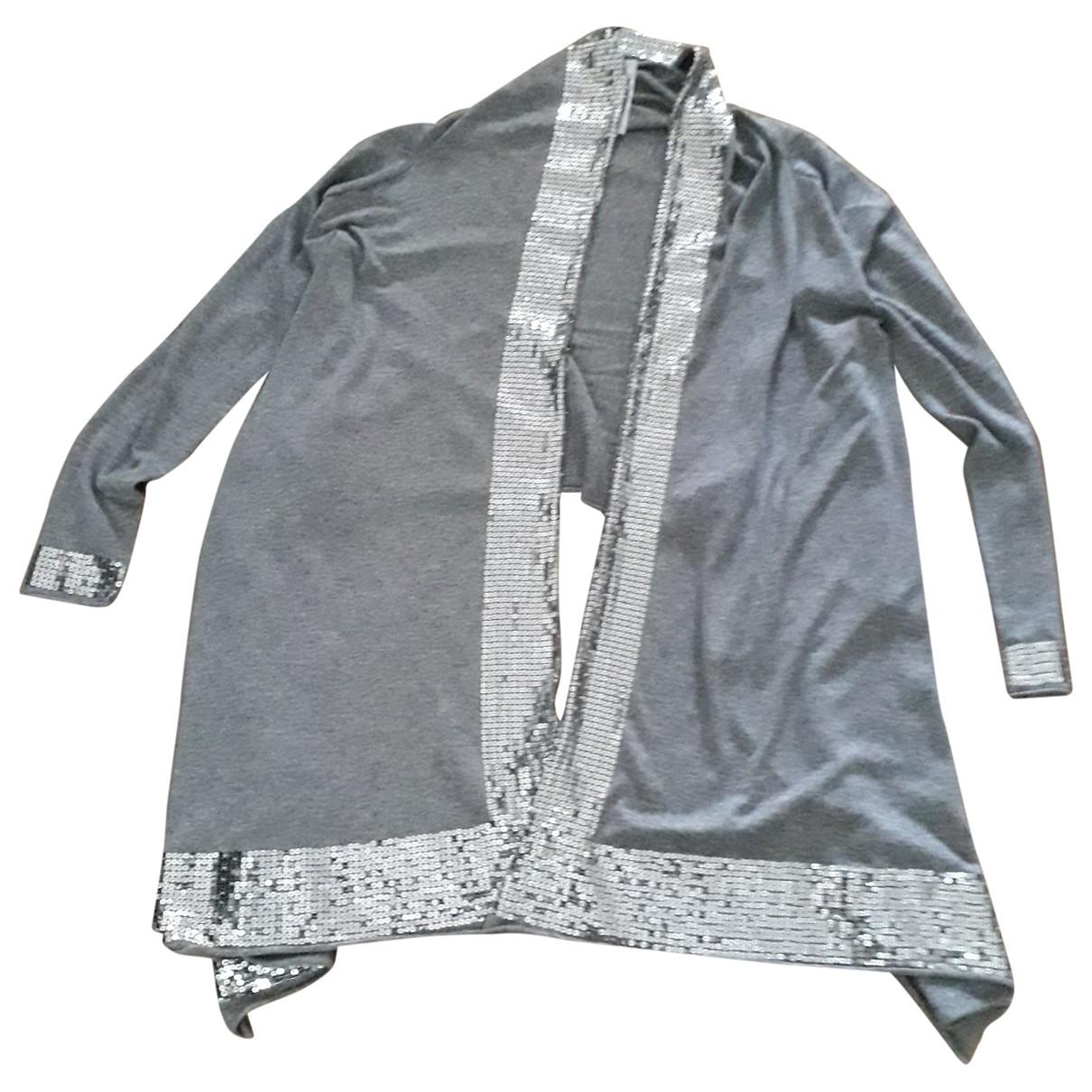 Twin Set \N Grey Wool Knitwear for Women M International