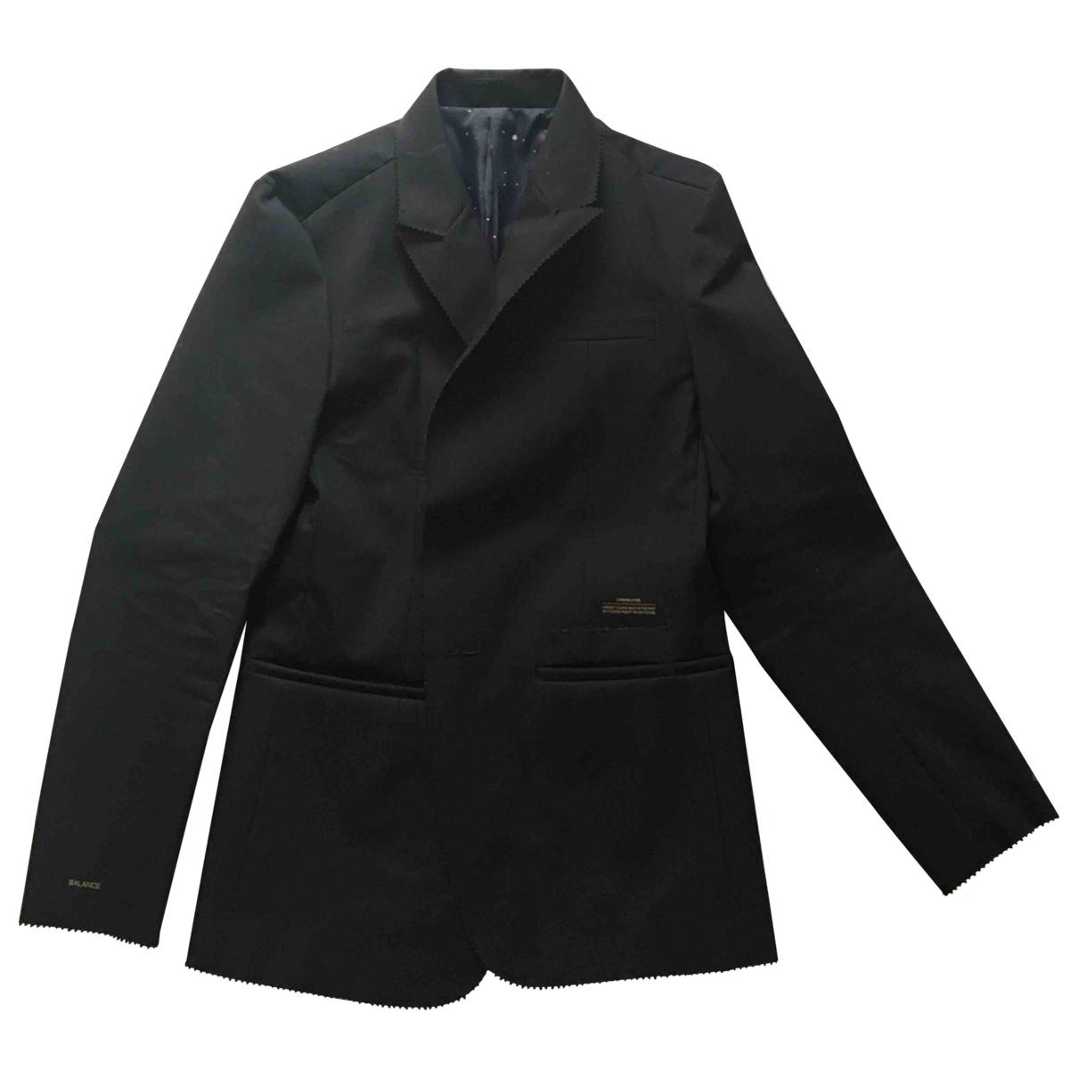Undercover - Vestes.Blousons   pour homme en coton - noir