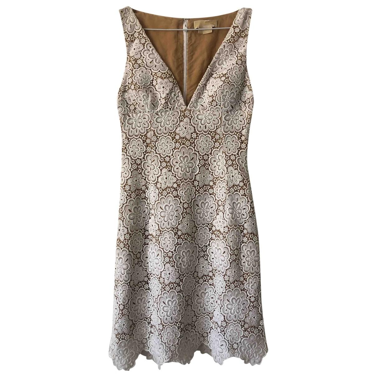 Michael Kors \N White Cotton skirt for Women 6 US